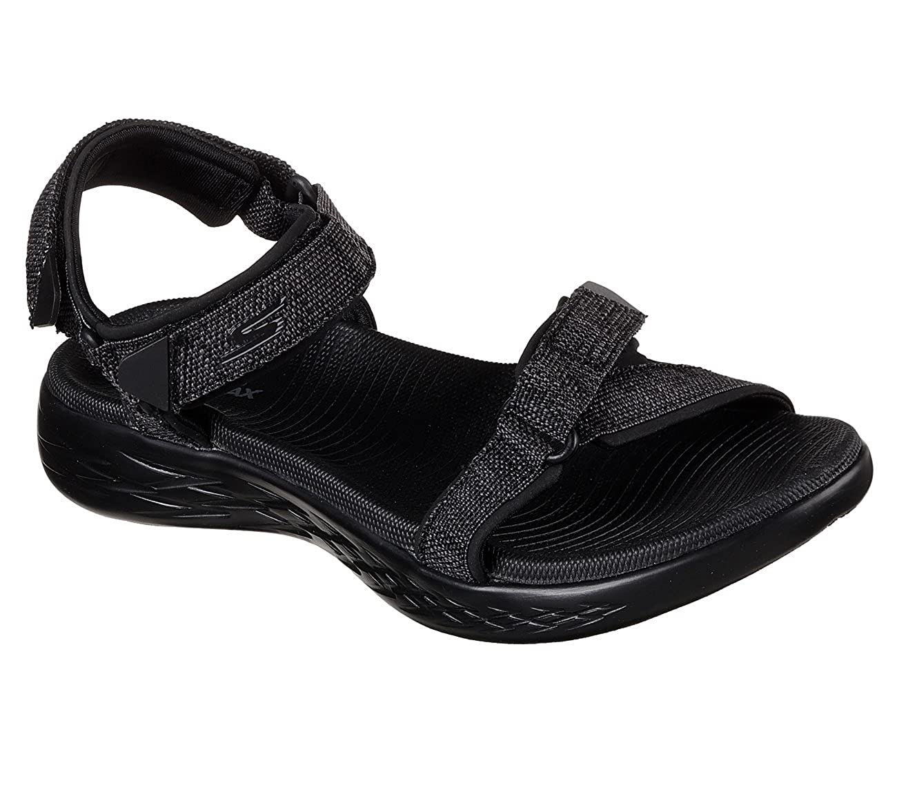92c6d82a0cf4 Skechers On The Go 600 Women s Radiant Sandals - SS18  Amazon.co.uk  Shoes    Bags