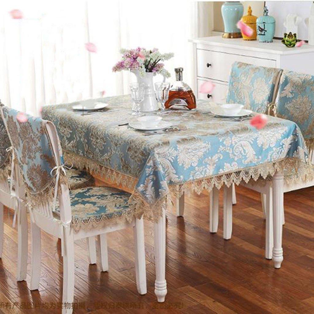 Europäische Tischdecke Europäische Tischdecken Rechteck Tischdecke Tee Tischdecken Exquisite Spitzen Tischdecken ( größe   130180cm ) B07BPHSG4Y Tischdecken Ausgezeichnet  | Louis, ausführlich