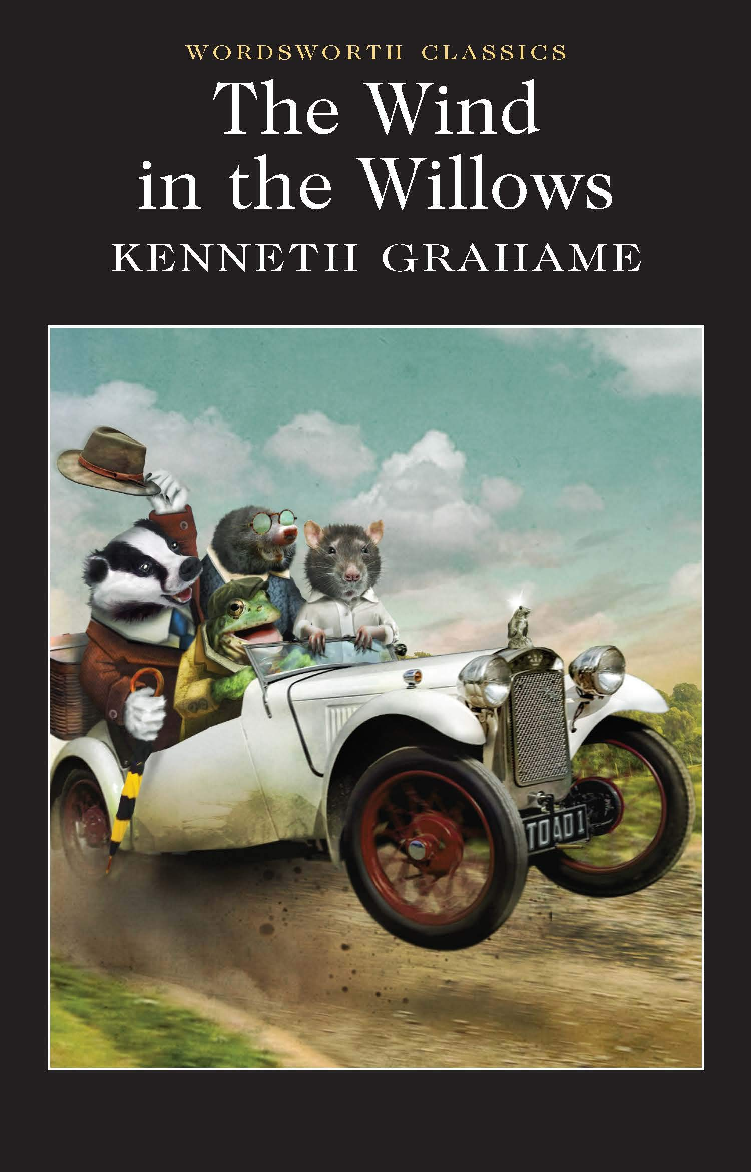 Wind in the Willows (Wordsworth Classics): Amazon.co.uk: Grahame, Kenneth,  Rackham, Arthur, Milne, A. A., Carabine, Dr Keith: 8601404323959: Books