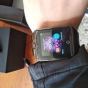 Smart Watch Phone Touchscreen,Bluetooth Smartwatch con Camera ...