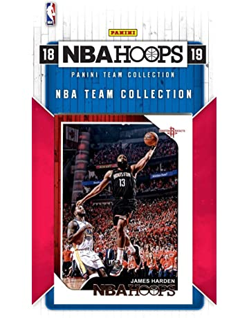 Houston Rockets 2018 2019 Hoops Basketball Factory Sealed 8 Card NBA  Licensed Team Set with James 1e4197b3a