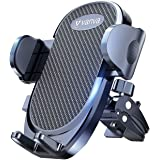 vanva [ Military-Grade Protection ] Universal Air Vent Car Mount, [ Big Phones & Thick Case Friendly ] Cell Phone Holder for