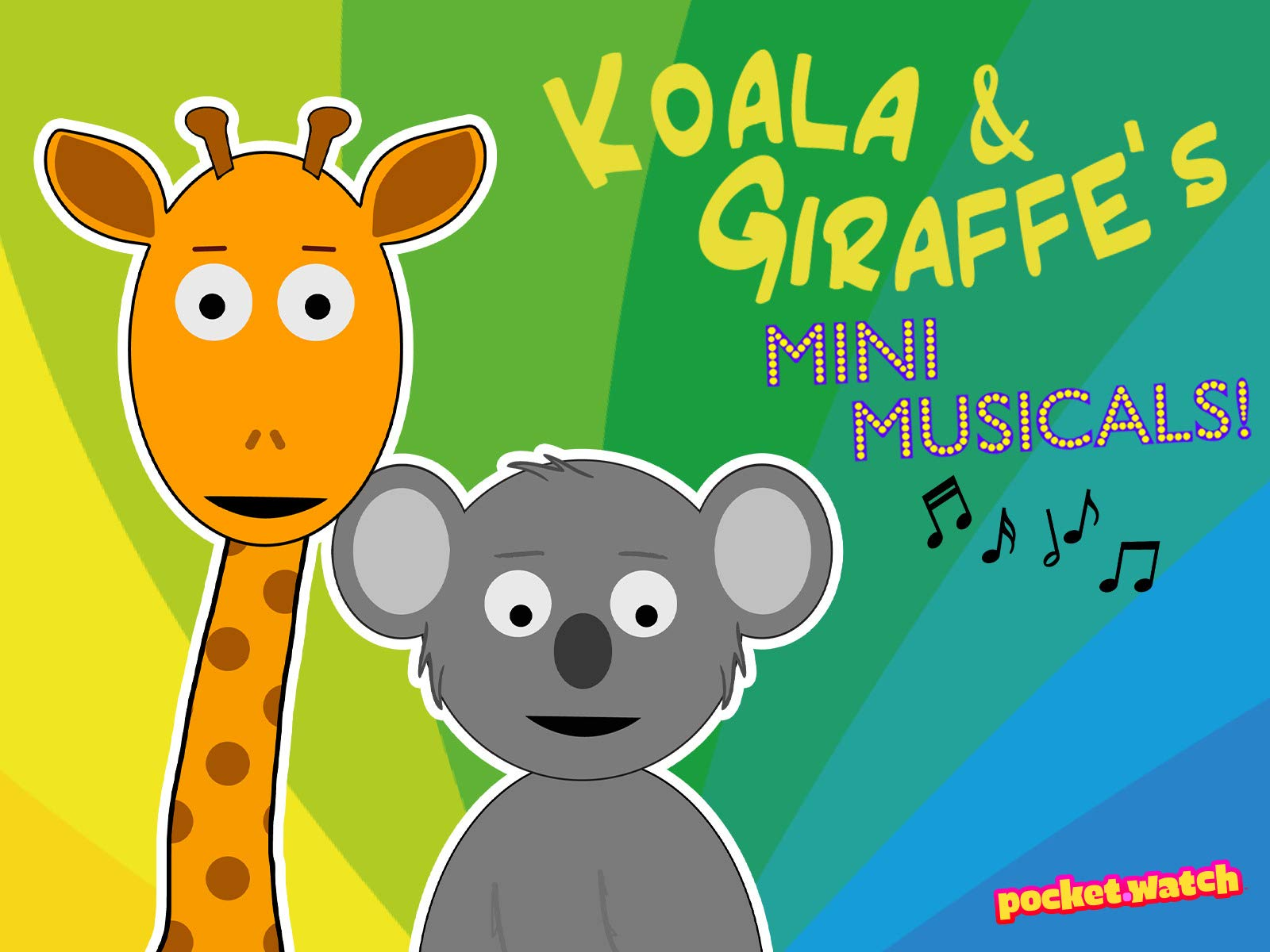 Koala & Giraffe - Cartoon Musicals for Kids! on Amazon Prime Video UK