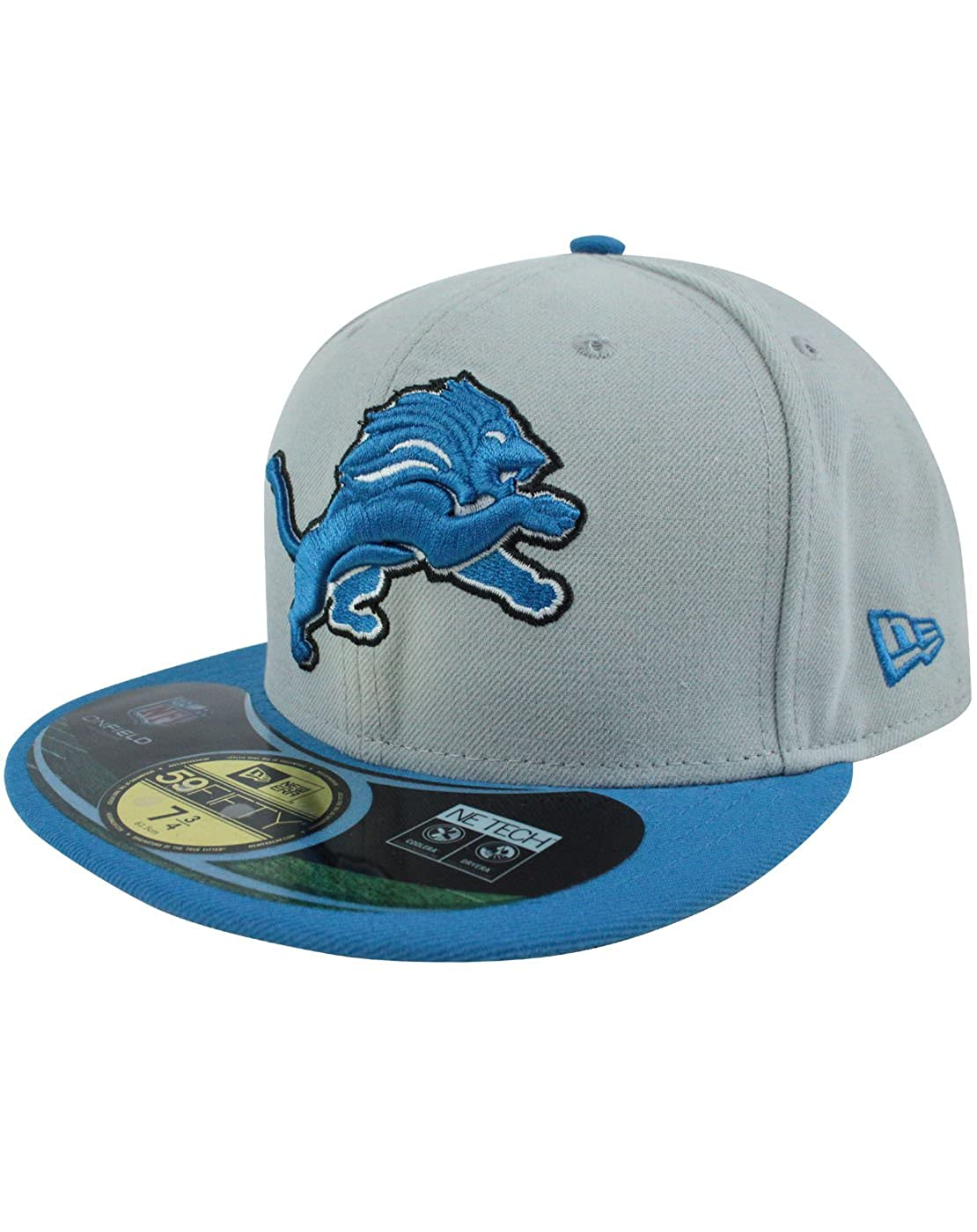 Unisex-Erwachsener Unisex-Erwachsener Unisex-Erwachsener - New Era - Detroit Lions - Mütze B016X02O5O Baseball Caps Internationale Wahl c41416