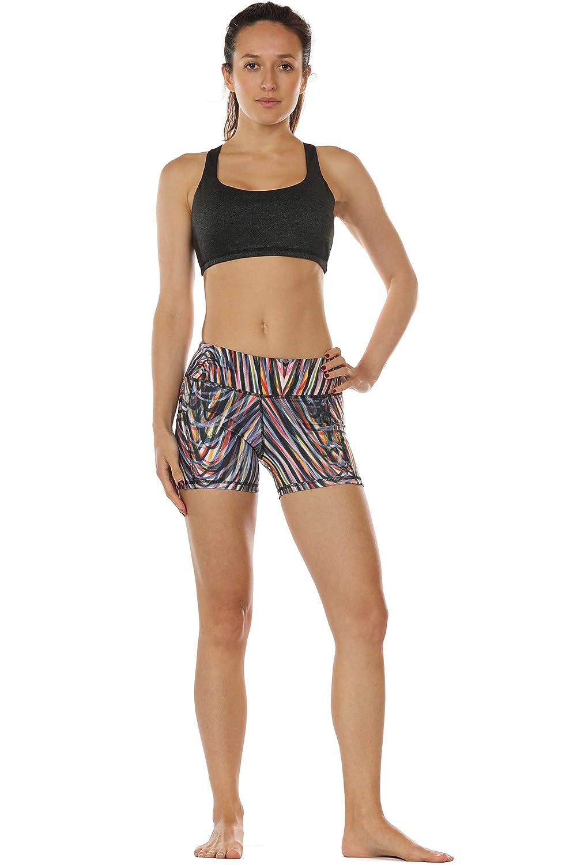 Icyzone Sport-BH Damen Yoga Yoga Yoga BH mit Polstern - Kreuz Rücken Sport Bustier Jogging Fitness BH Top B07DQNHCRB Sport-BHs Prägnante Einfachheit 12784c