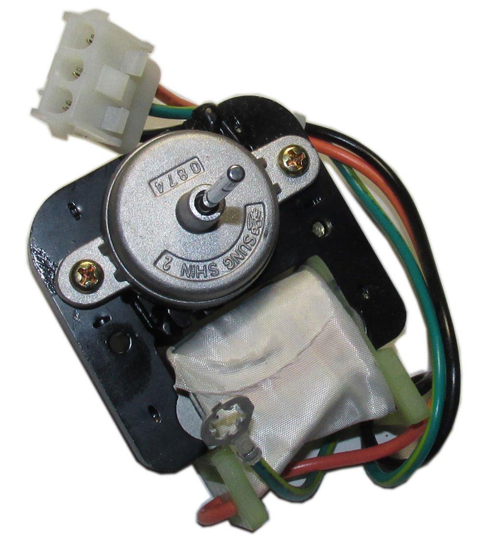 NEBOO WR60X10171 Condenser Fan Motor