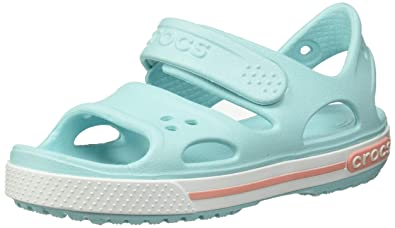 c9f9d9fb9d58 Crocs Boys and Girls Crocband II Sandal