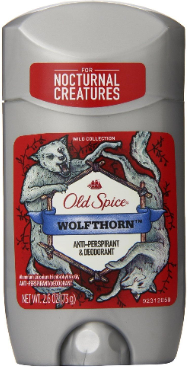 Old Spice Coll Wolfthorn Size 2.6z Old Spice Invisible Solid Wolfthorn 2.6z