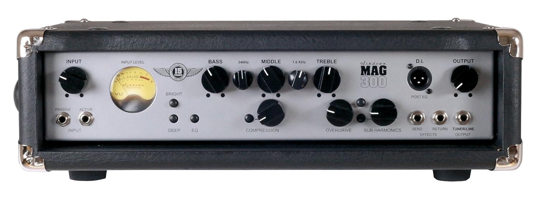 Ashdown MAG 300H Evo III cabeza de amplificador para bajo (300 W: Amazon.es: Instrumentos musicales