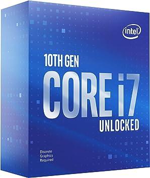 Intel Core I7 10700kf Desktop Prozessor 8 Kerne Bis Computer Zubehör
