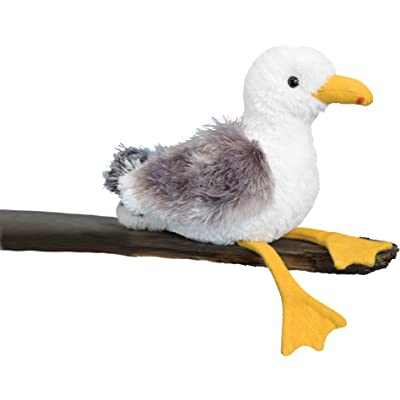 Douglas Seymour Seagull Plush Stuffed Animal: Toys & Games