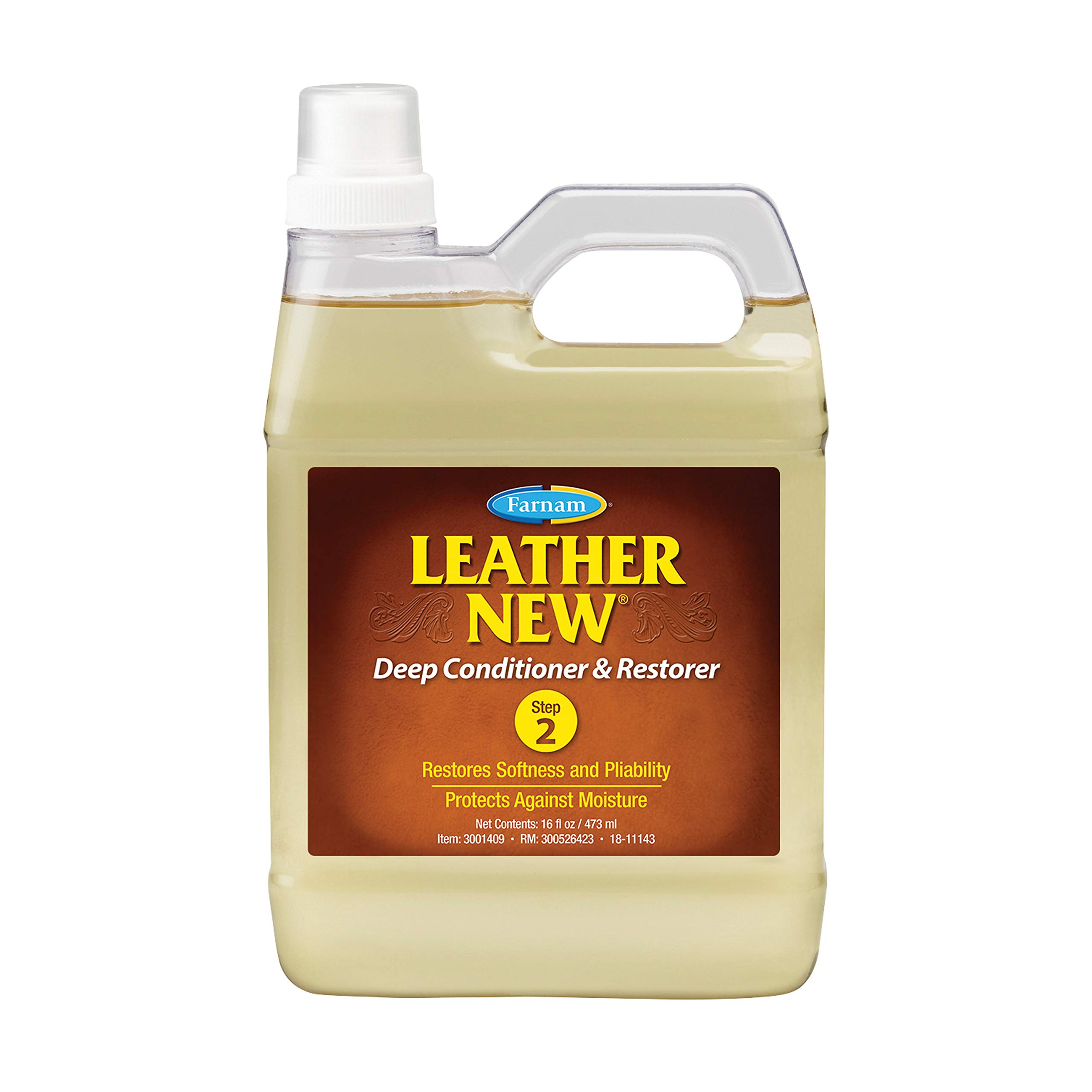 Farnam Leather New Deep Conditioner, 32 oz