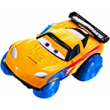 Disney/Pixar Cars, Hydro Wheels, Jeff Gorvette Bath Vehicle