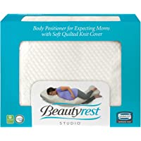 Deals on Simmons Beautyrest Studio Gel Memory Foam Body Pillow Moms