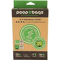Jane Goodall Institute - Bolsas para caca con mango compostable