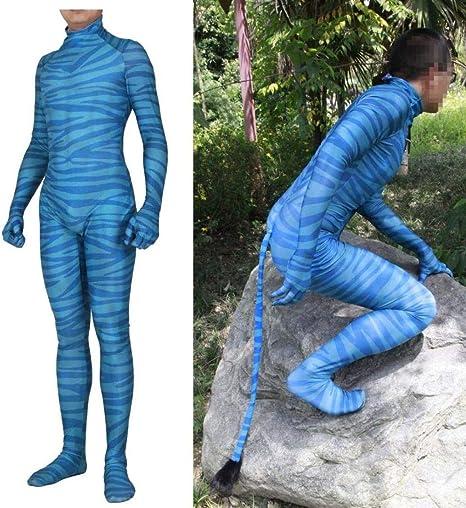Disfraz de Cosplay de Avatar – Lycra Zentai – para Hombre Adulto ...