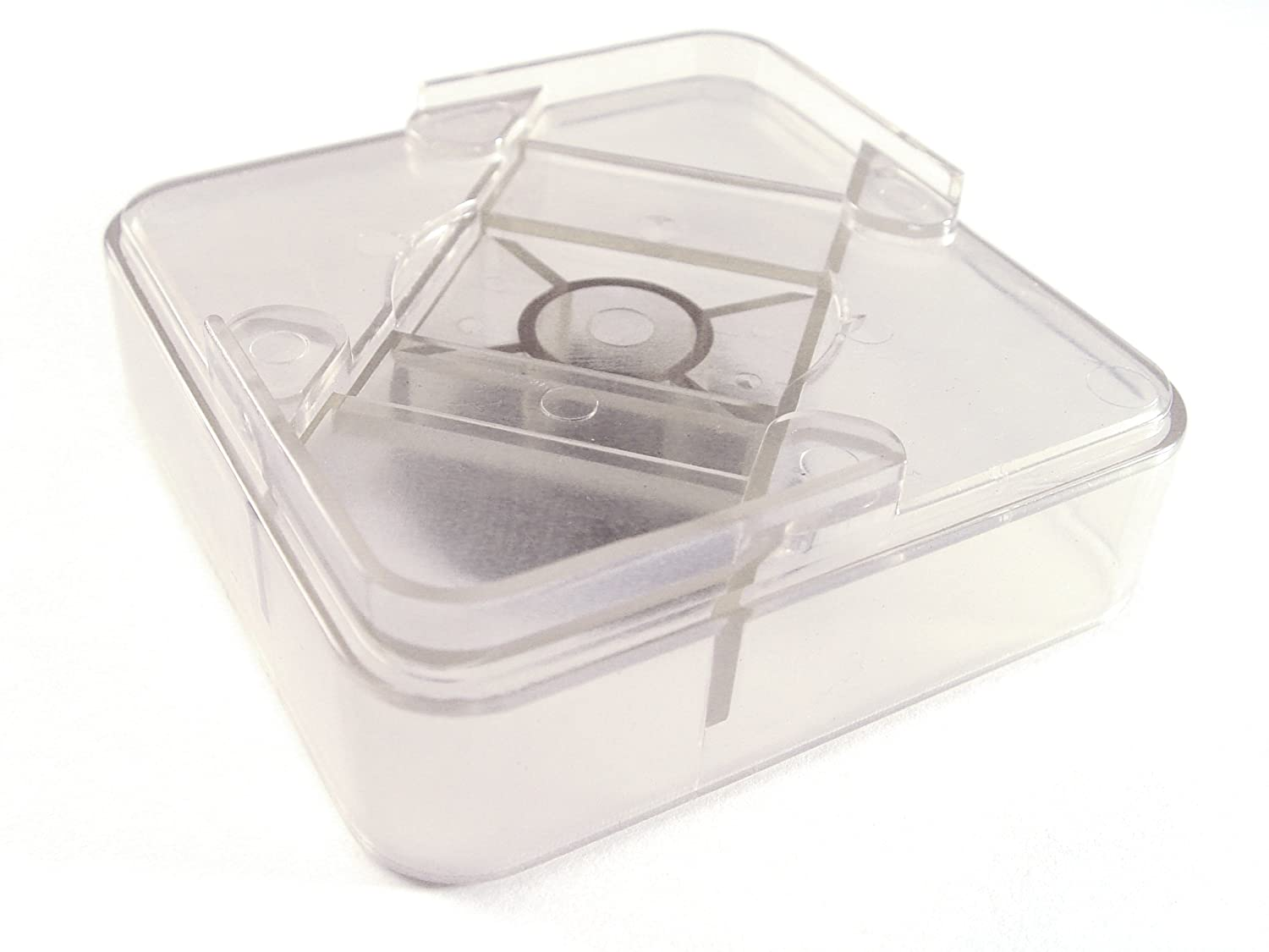 """Headwind Consumer Products RAISE ITS 830-0533-S Furniture Riser, Clear 1""""x4""""x4"""" (8 count)"""