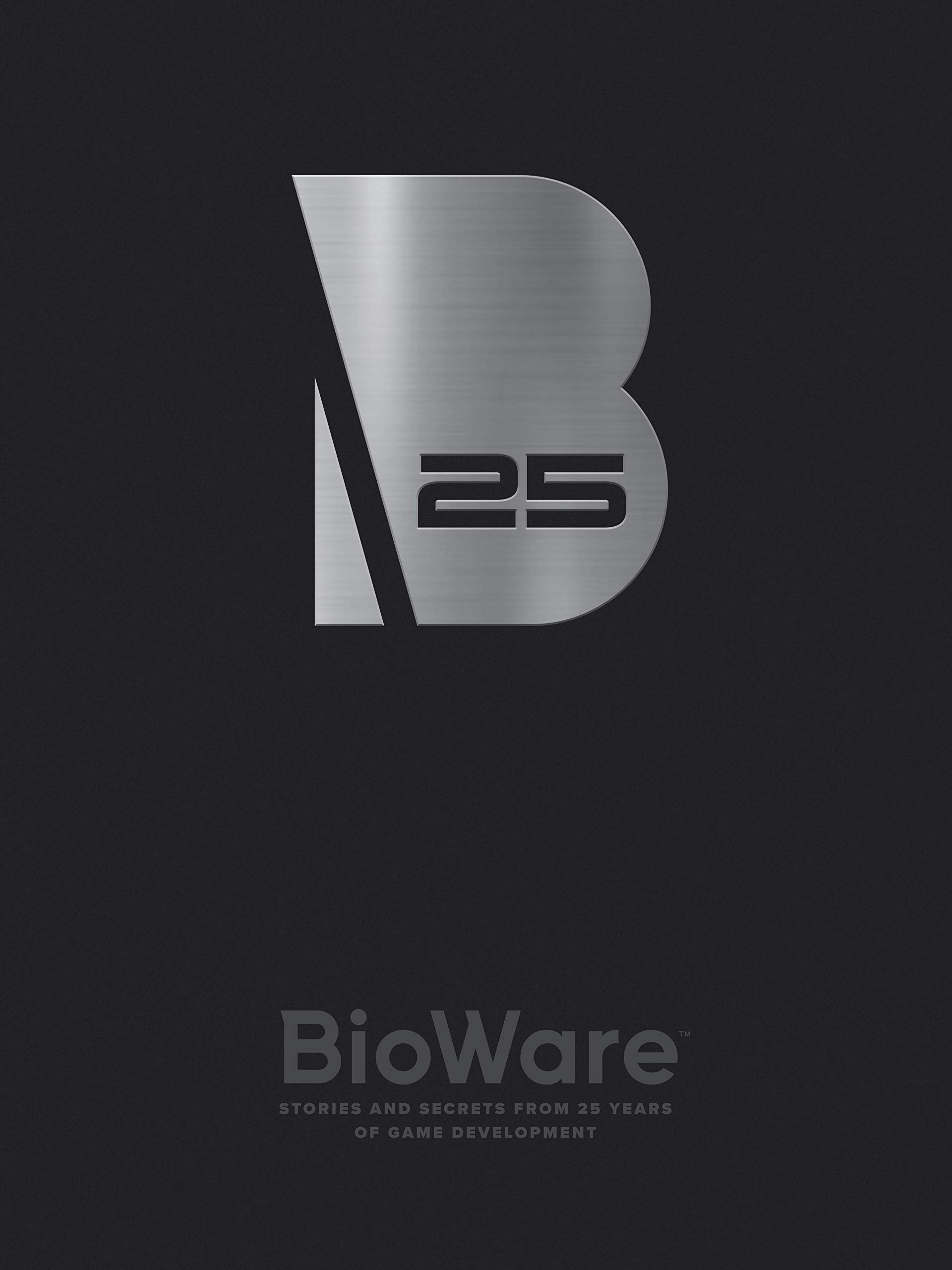BioWare: Stories and Secrets from 25 Years of Game Development gets cover and release date