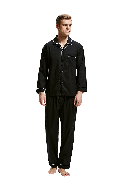72a8f7762d TONY AND CANDICE Men s 100% Cotton Pajama Set