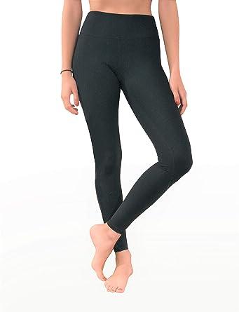c90bc2e3465b4 BodyWisdom Women s Yoga Pants Workout Leggings Running Pants w High  Performance Compression