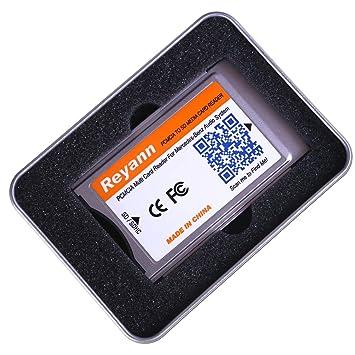 Adaptador De Tarjeta PCMCIA a SD / SDHC Para Soporte De Audio MP3 de Benz Sistema APS Para Tarjeta SD De 32GB