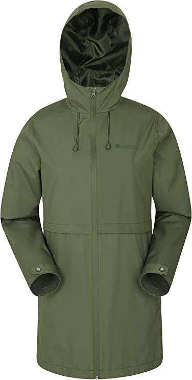 Mountain Warehouse Hilltop Chaqueta Impermeable para Mujer