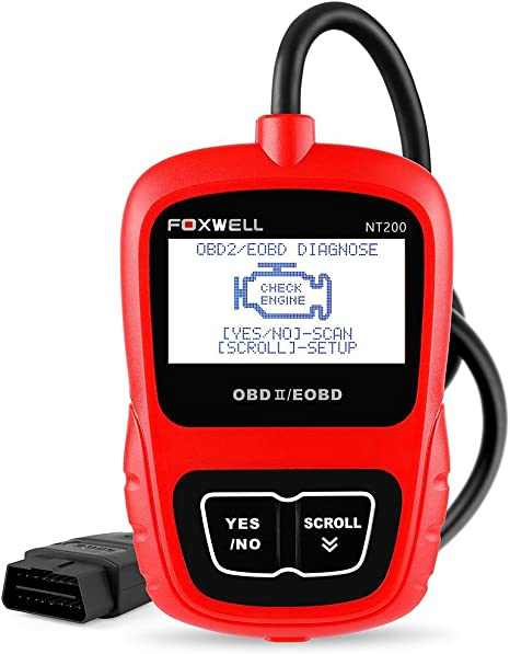 OBD Scanner Auto Diagnose tester Fehler Diagnosegerät OBD2
