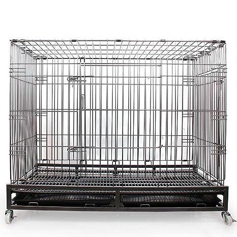 DT ymle That Animal de compañía Perro Grande Jaula de Perro Animales Domésticos Alambre de Acero