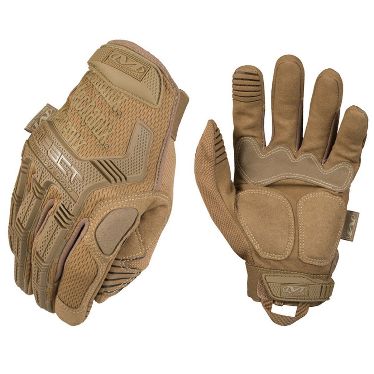 Mechanix Wear M-Pact Gants Coyote Taille M
