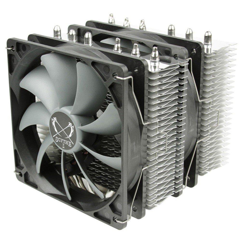Scythe SCFM1000 Ventilateur de processeur PC Socket LGA1151