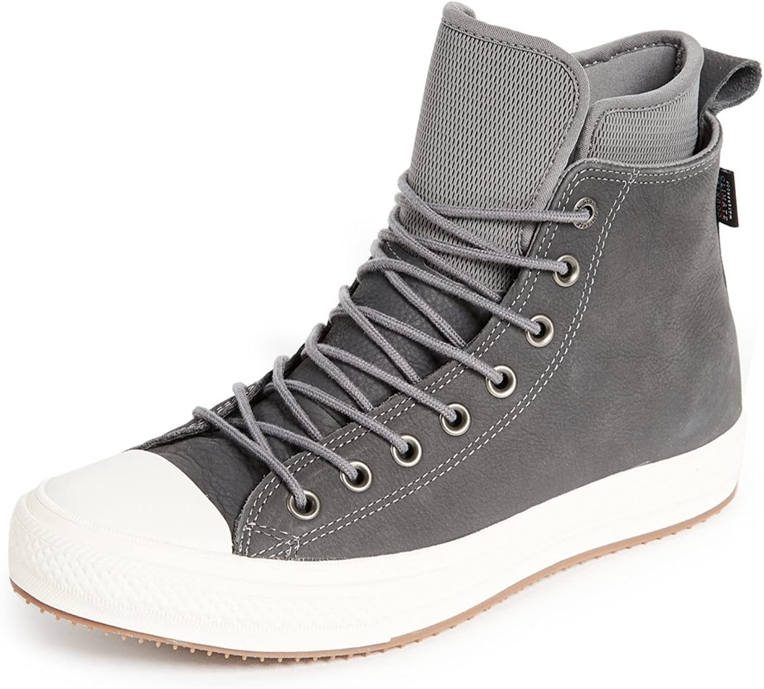 Converse Men's Chuck Taylor All Star Utility Draft Boot Hi Top Trainers, Brown
