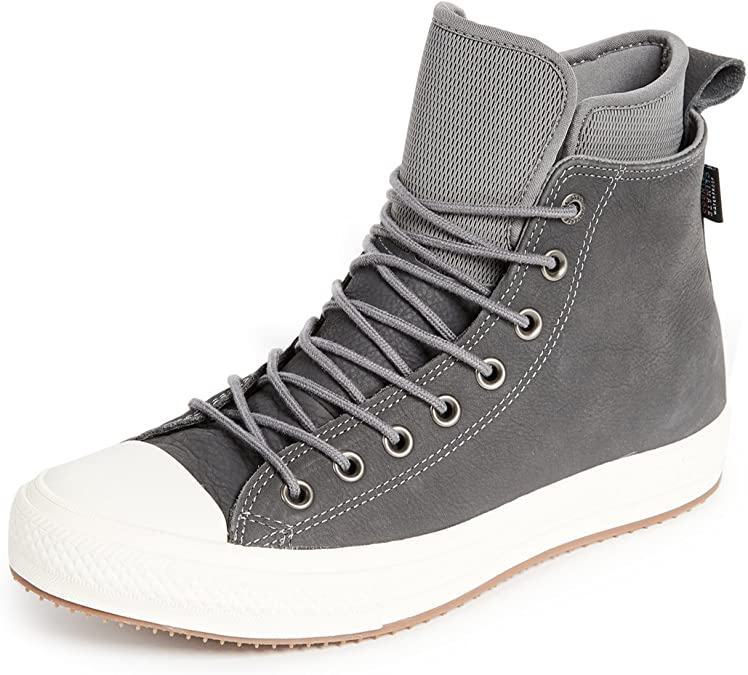 Converse All Star Hi Wp Boot Homme Baskets Mode Gris