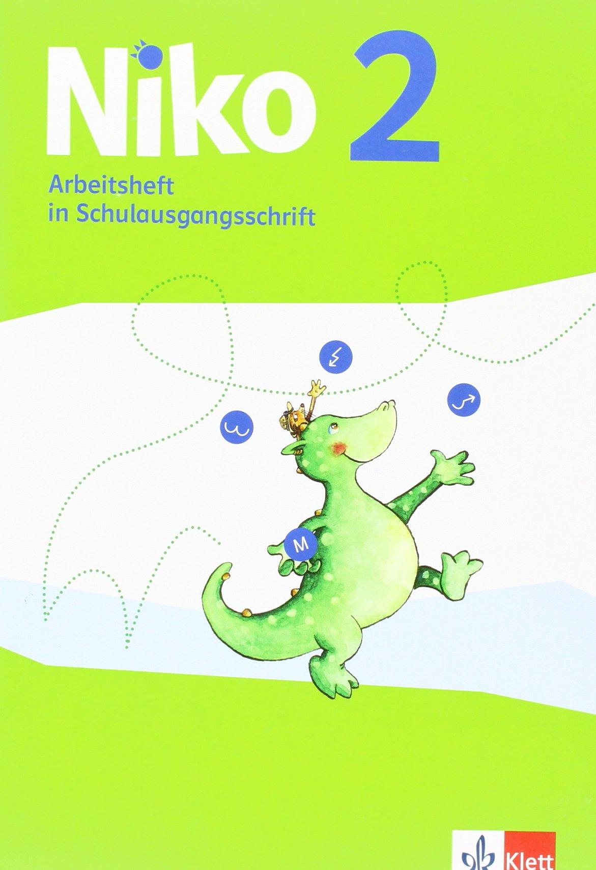 Niko Sprachbuch / Arbeitsheft Schulausgangsschrift 2. Schuljahr