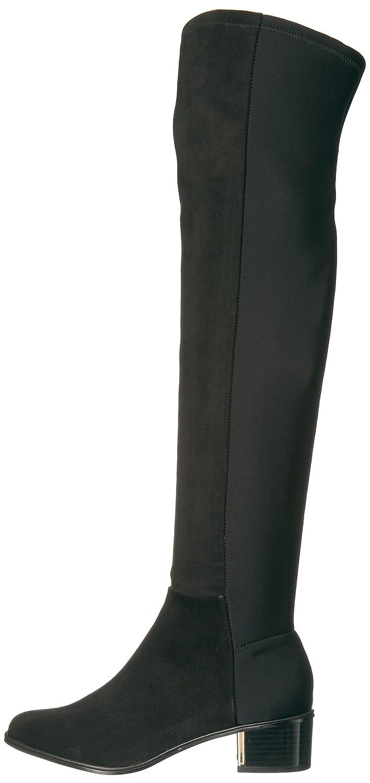 Calvin Klein B073WMW6G9 Women's Carney Over The Knee Boot B073WMW6G9 Klein 11 B(M) US|Black 6cc9ed