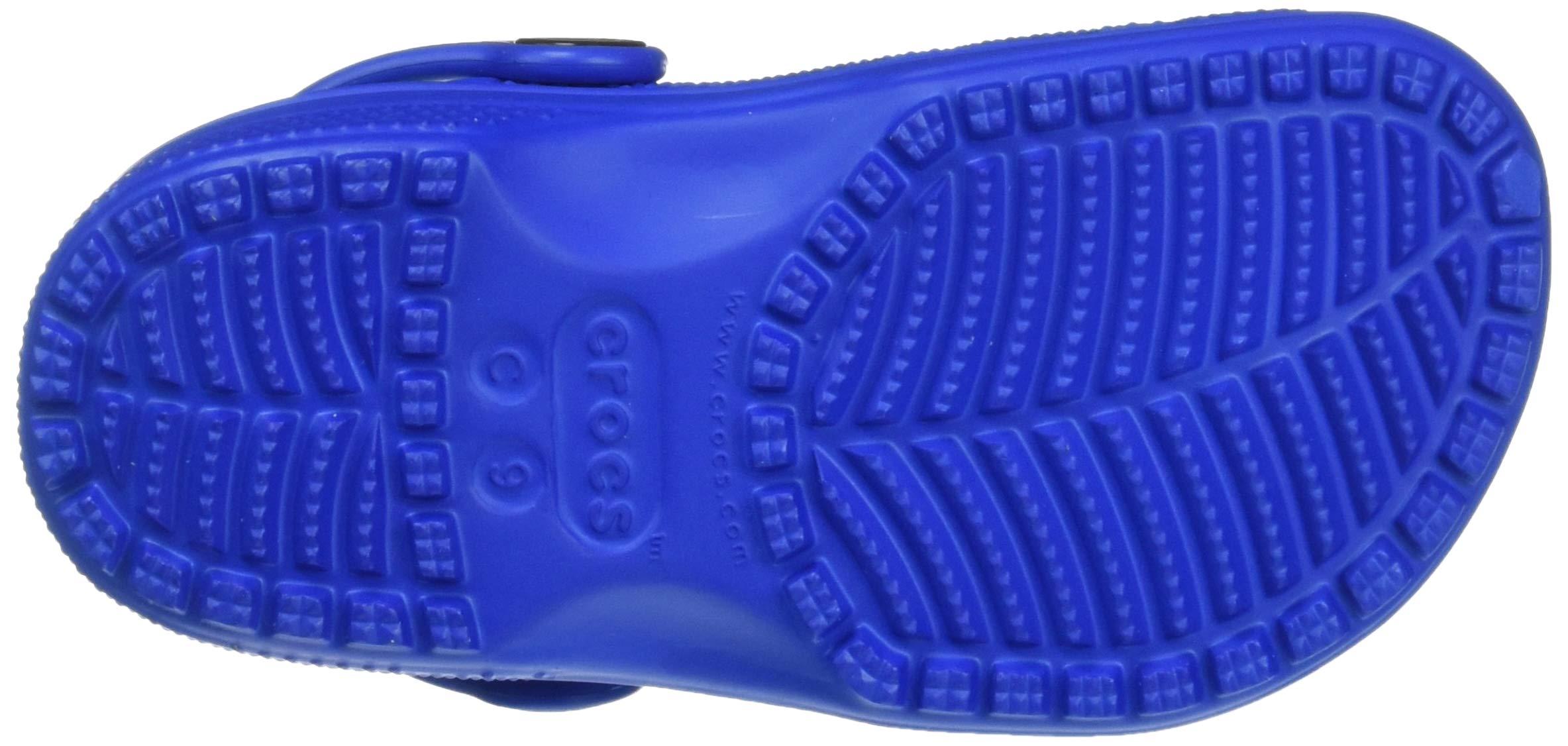 Crocs Classic Clog, Bright Cobalt, 13 M US Little Kid by Crocs (Image #3)