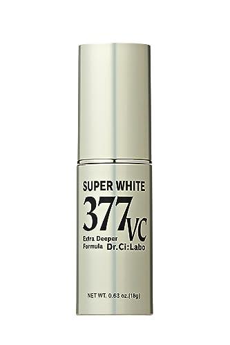 ドクターシーラボスーパーホワイト377VC(ブイシー)高浸透ビタミンC美容液18g