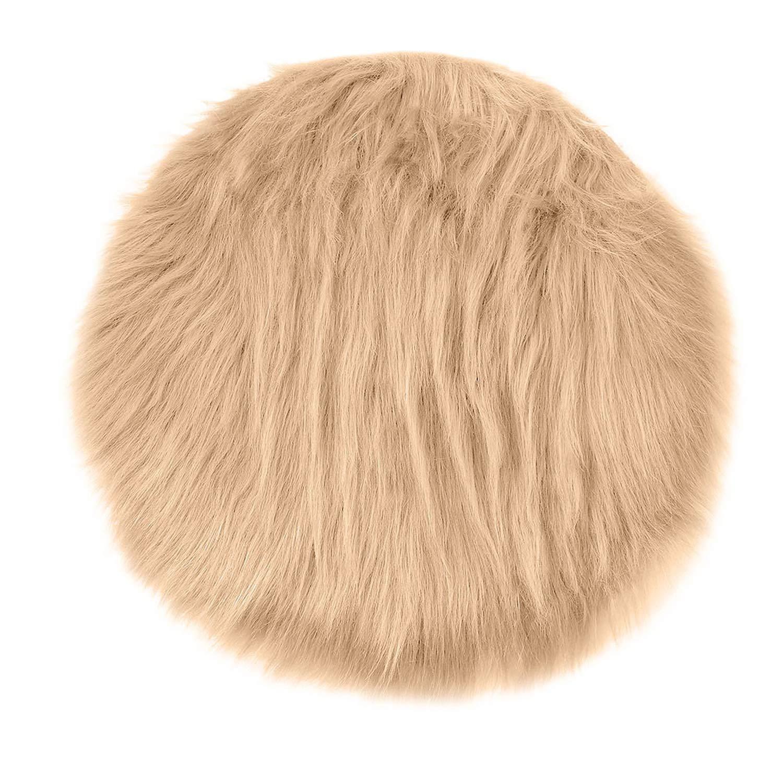 Amazon.com: Soft Artificial Sheepskin Rug Chair Cover ...