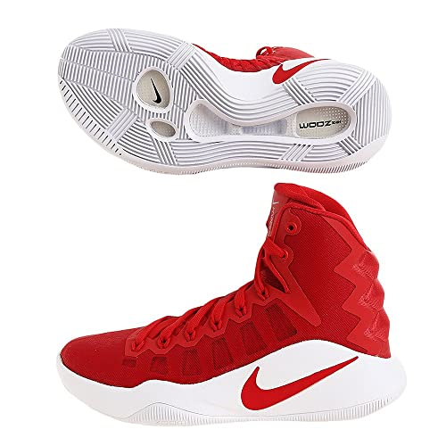 differently 45990 3709d Nike 844391-662, Zapatillas de Baloncesto para Mujer, Rojo University Red -White