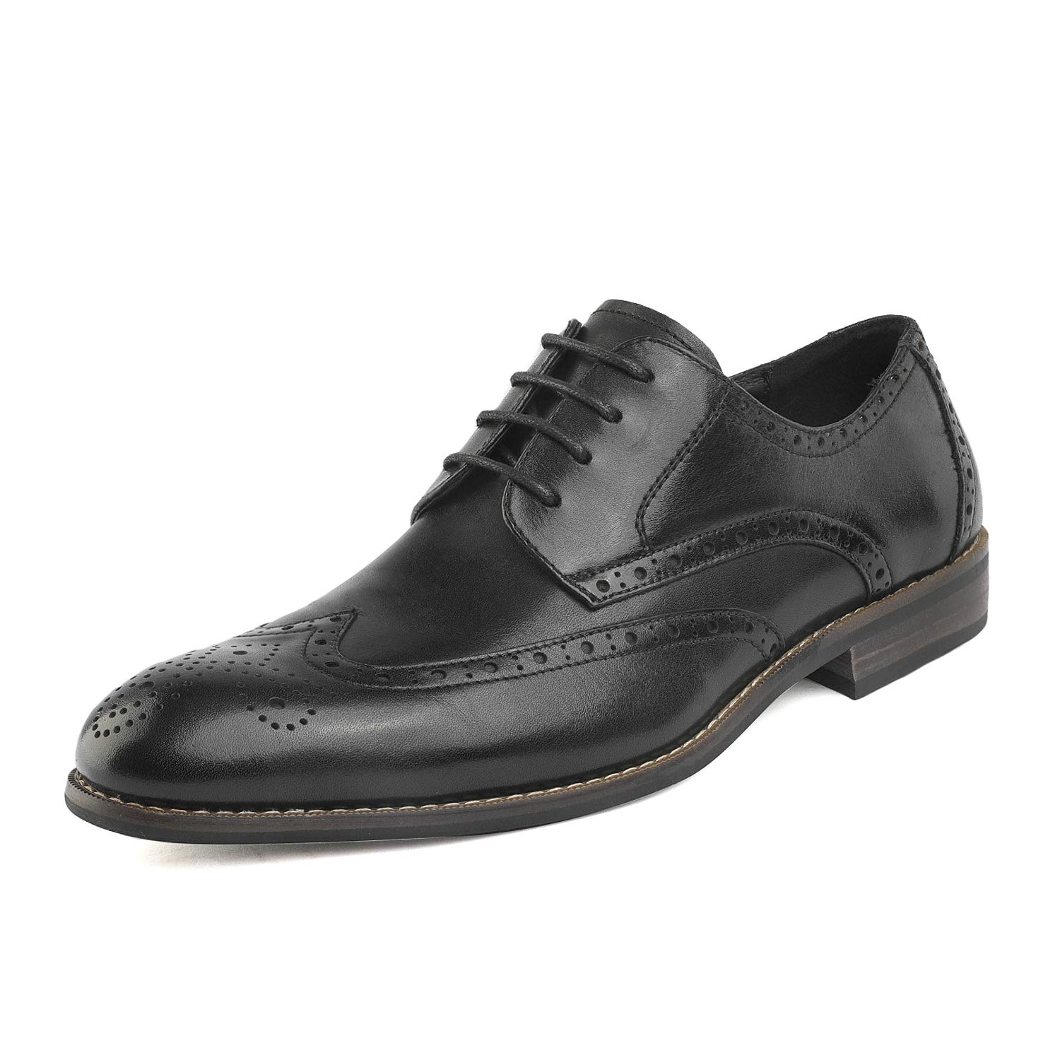 Bruno Marc Men's Oxford Dress Shoes