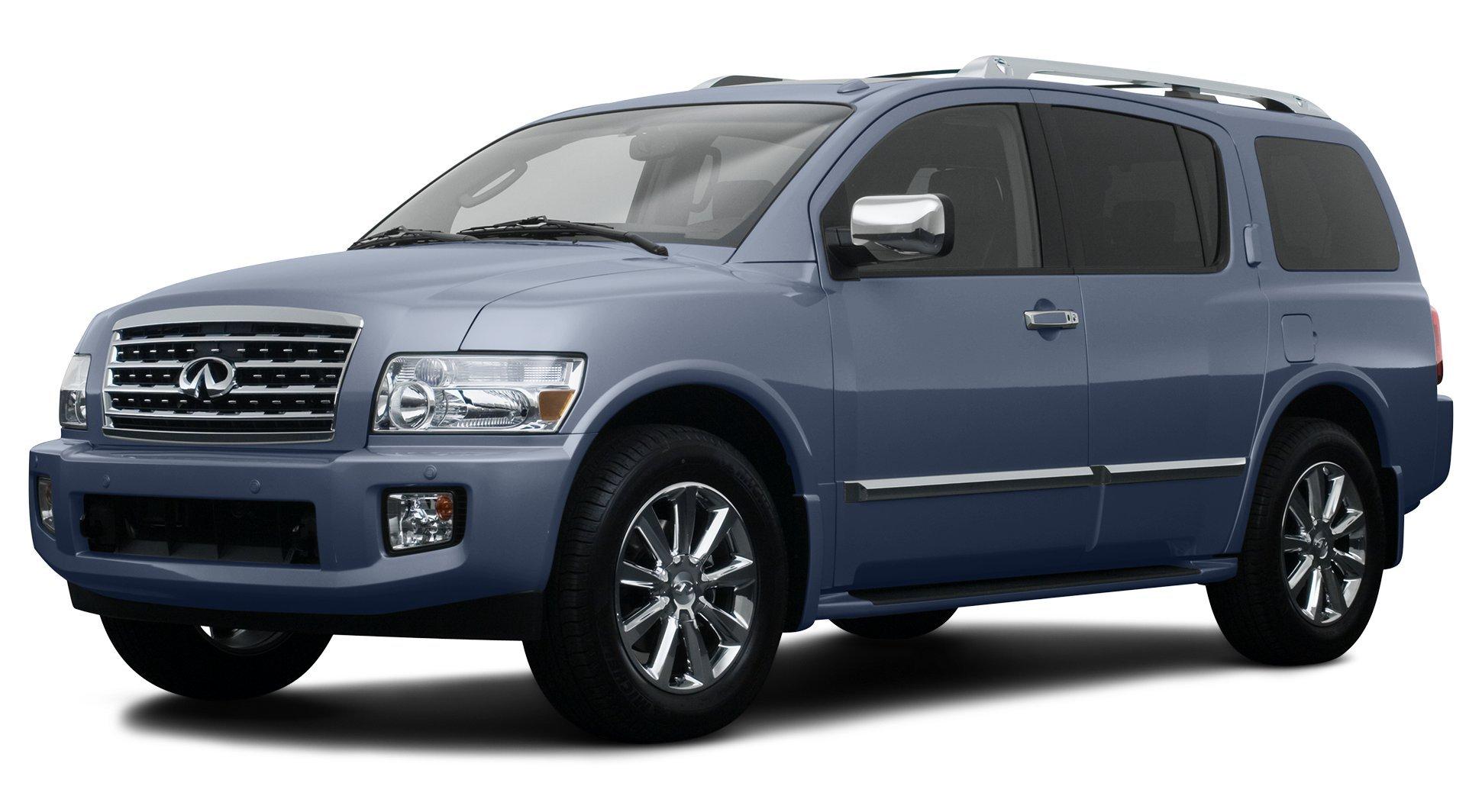 ... 2008 Infiniti QX56, Rear Wheel Drive 4-Door, 2008 Cadillac Escalade ...