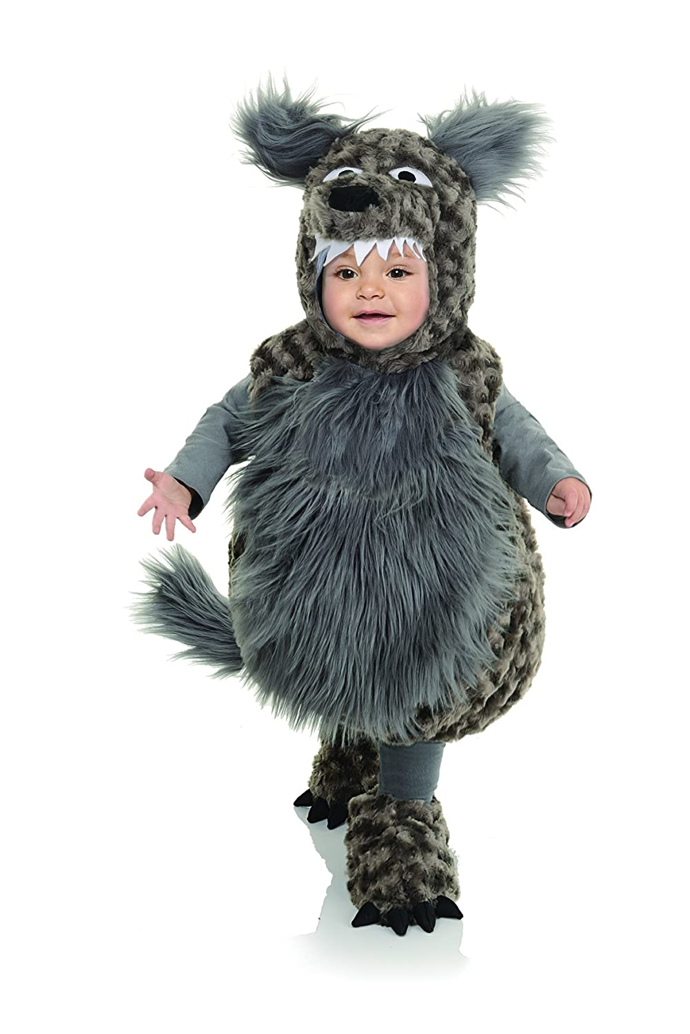 Underwraps Toddler's Wolf Belly Babies Costume Underwraps Child code 26107