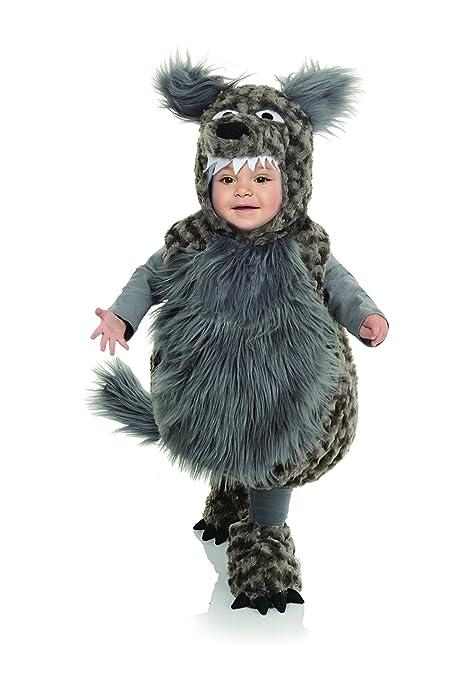 Aptafêtes Disfraz Peluche para niños – Lobo: Amazon.es: Juguetes y ...