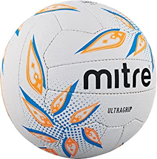 CreativeMinds UK Mitre B5205 Ultragrip netball training & pratica Club Match Ball taglia 5