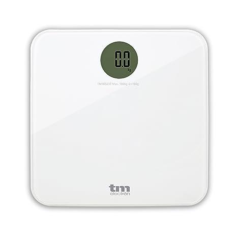 TM Electron TMPBS030 - Báscula de baño digital, display XXL, color ...