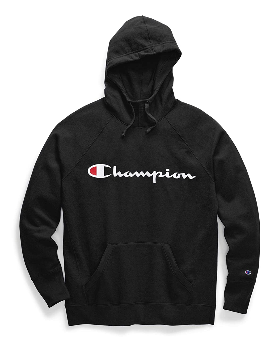 Champion Womens Plus-Size Powerblend Graphic Hoodie