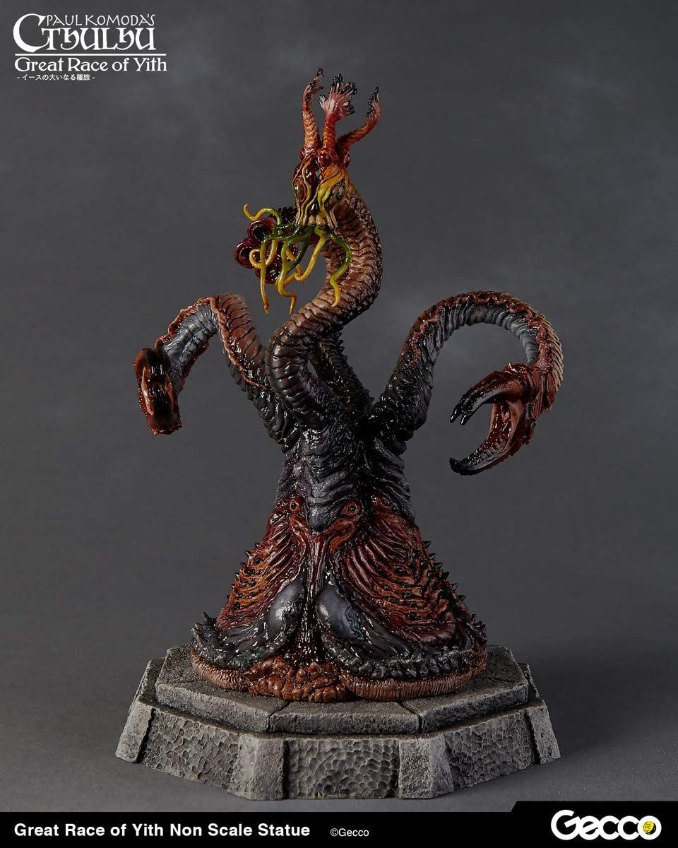 Cthulhu Mythos Young Baby Cthulhu Resin Statue Model Figure Two Colors