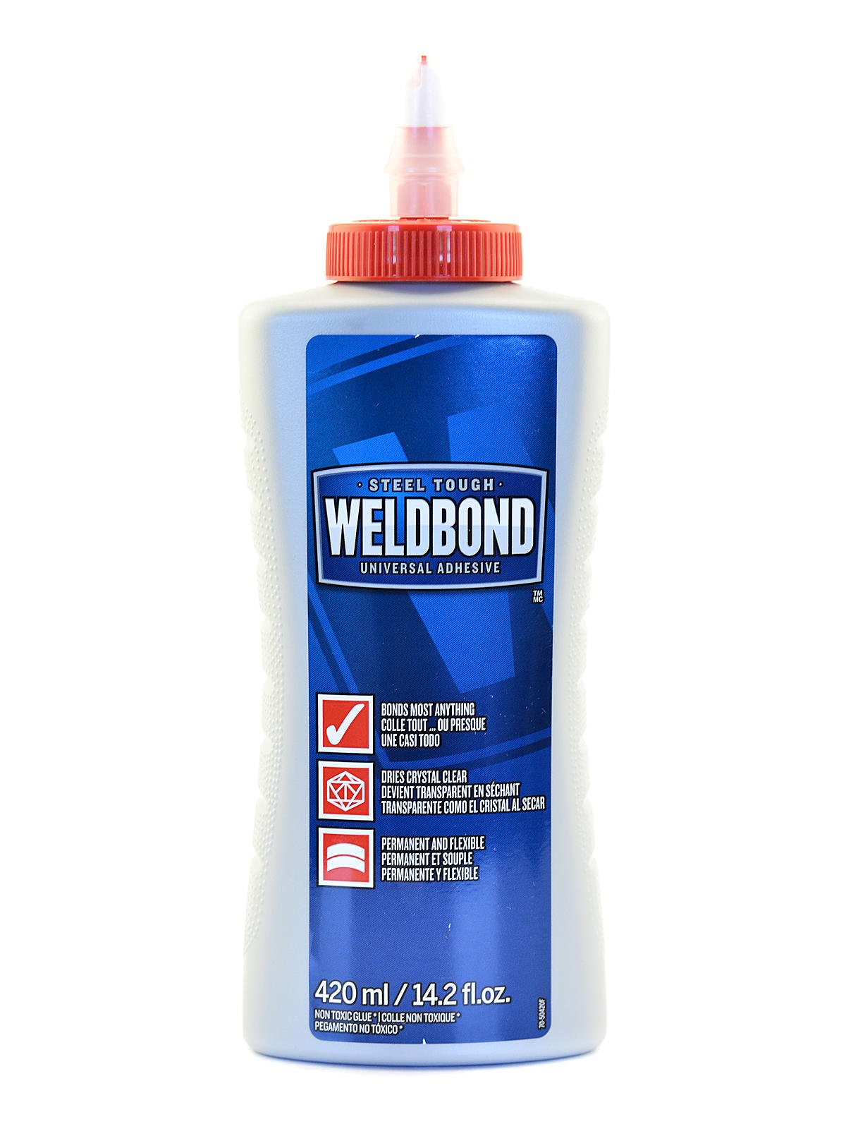 Weldbond Universal Adhesive 14.2 oz. bottle [PACK OF 4 ]