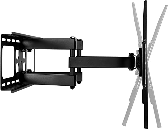 Curved televisores pdv111 N, televisores con doppelarm, inclinable ...