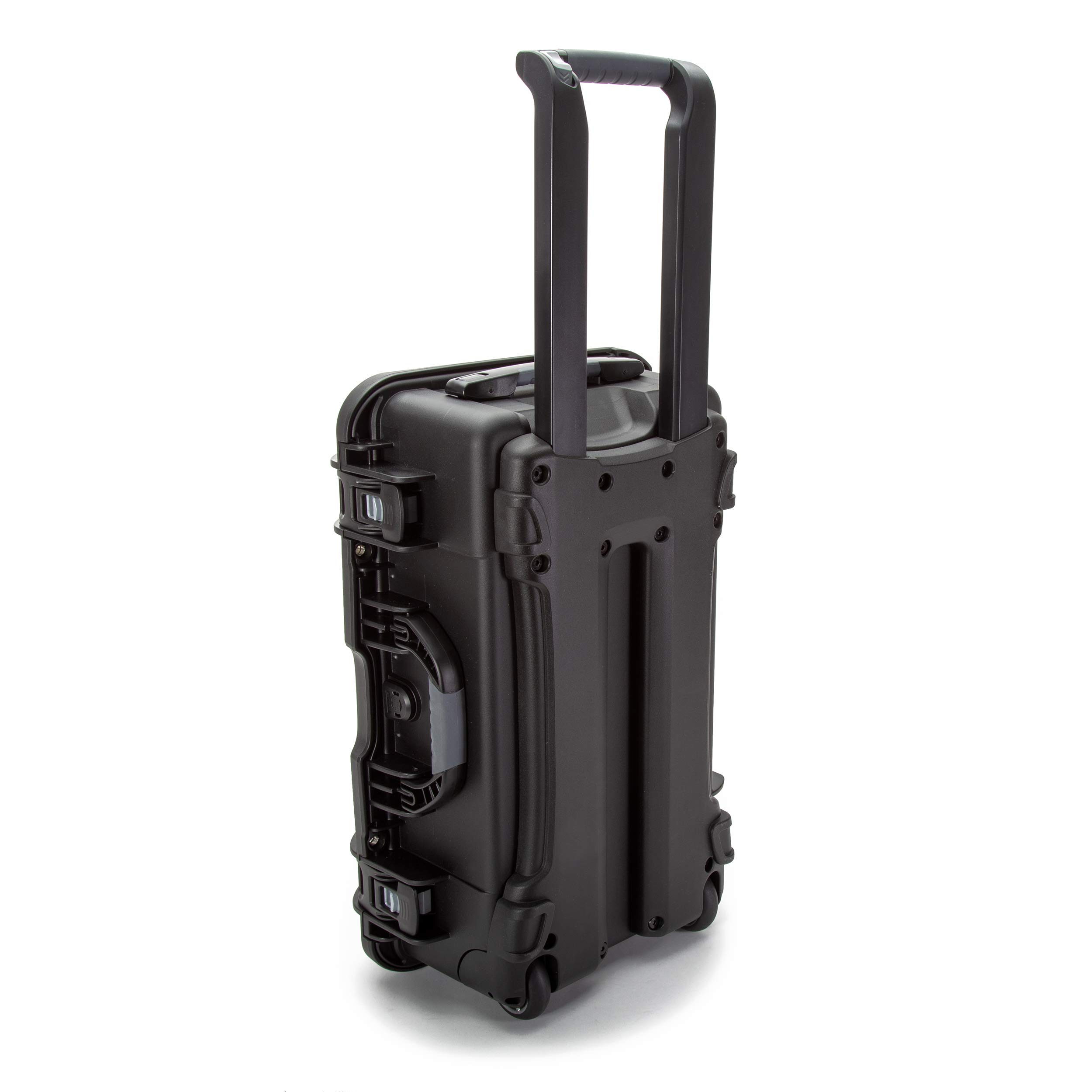 Nanuk 935 Waterproof Carry-On Hard Case with Wheels and Foam Insert - Black by Nanuk (Image #3)