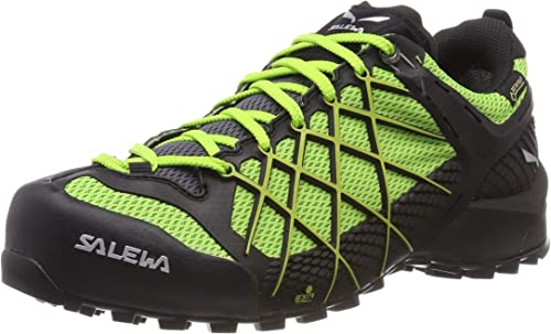 Salewa M WILDFIRE GTX, Black Out Fluo Yellow
